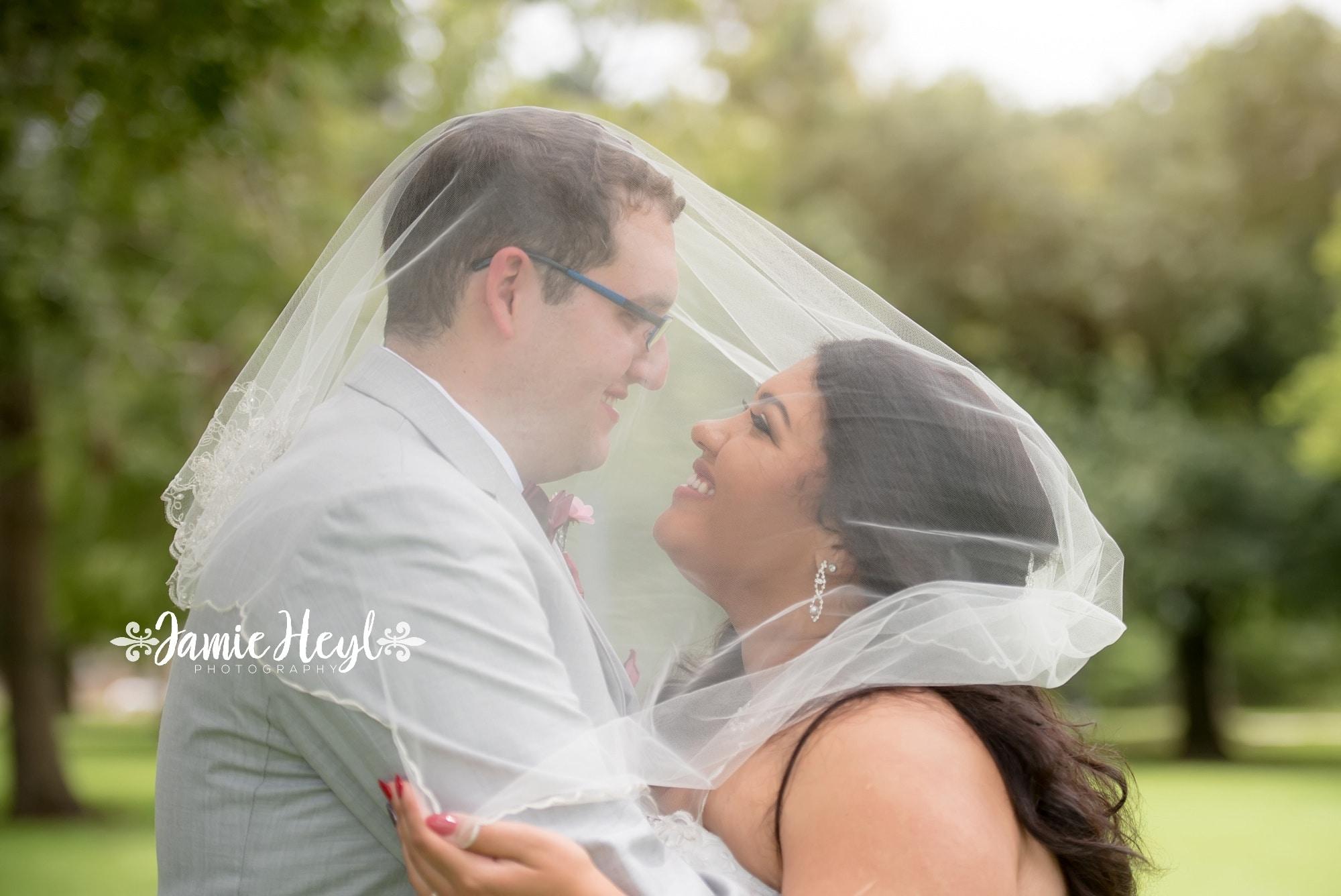 Patterson Civic Center Wedding Photos