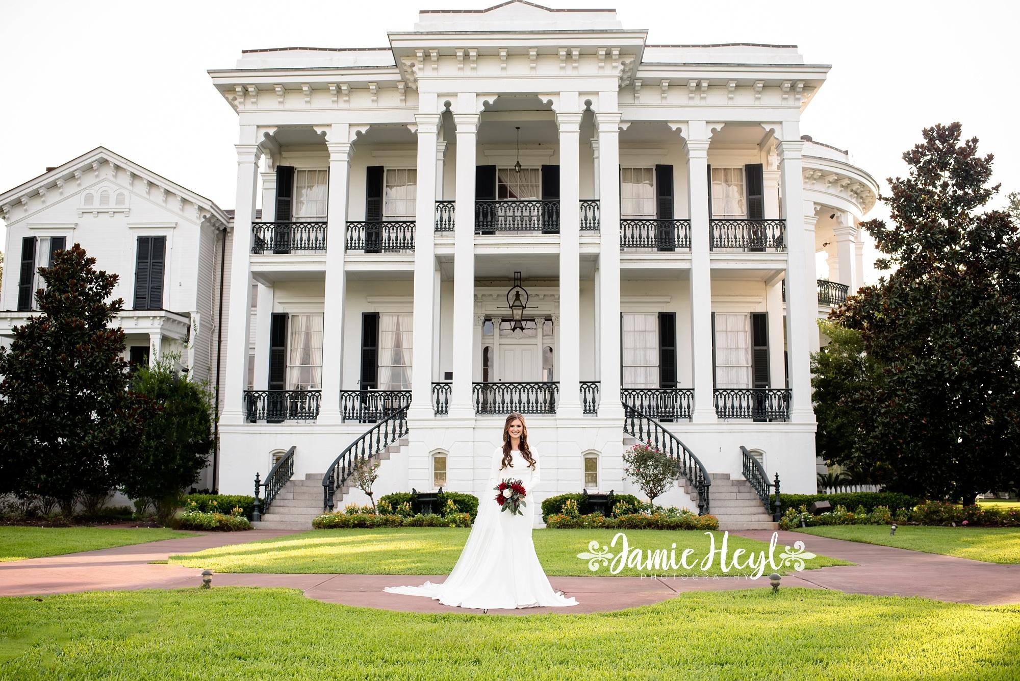 Nottoway Wedding Photographer